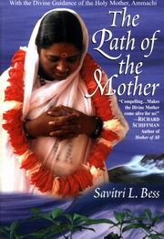 The Path of the Mother, Savitri L. Bess, BIOGRAPHY Books, Vedic Books