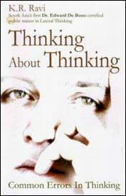 Thinking about Thinking: Common Errors in Thinking, K.R. Ravi, SPIRITUALITY Books, Vedic Books