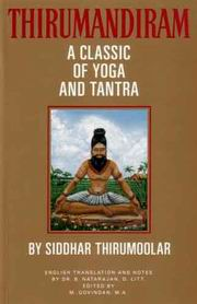 Thirumandiram (10 Vols.), Siddhar Thirumoolar, JUST ARRIVED Books, Vedic Books