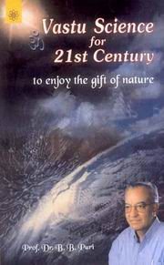 Vastu Science for 21st Century, B.B. Puri, ARCHITECTURE Books, Vedic Books