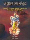 Vishnu Purana: Sanskrit Text and English Translation