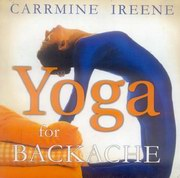 Yoga for Backache, Carrmine Ireene, YOGA Books, Vedic Books