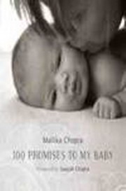 100 Promises to my Baby, Mallika Chopra, WOMEN Books, Vedic Books