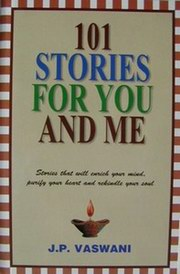 101 Stories For You And Me, J.P. Vaswani, MASTERS Books, Vedic Books