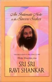 An Intimate Note to the Sincere Seeker - Vol 2, Sri Sri Ravi Shankar, MASTERS Books, Vedic Books