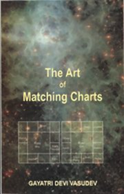 The Art of Matching Charts, Gayatri Devi Vasudev, DIVINATION Books, Vedic Books