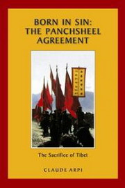 Born in Sin: The Panchsheel Agreement, Claude Arpi, TIBETAN BUDDHISM Books, Vedic Books