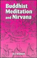Buddhist Meditation and Nirvana