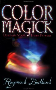 Color Magick, Raymond Buckland, NEW AGE Books, Vedic Books