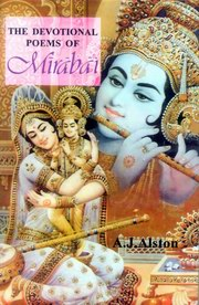 The Devotional Poems of Mirabai, A.J. Alston, HINDUISM Books, Vedic Books