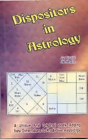 Dispositors in Astrology, J.N. Bhasin, 2009, DIVINATION Books, Vedic Books