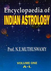 Encyclopaedia of Indian Astrology (2 Vols), N. E. Muthuswamy, DIVINATION Books, Vedic Books