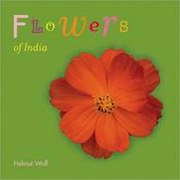 Flowers of India, Helmut Wolf, CHILDRENS BOOKS Books, Vedic Books