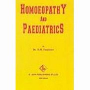 Homeopathy and Peadiatrics, Donald Foubister, HEALING Books, Vedic Books