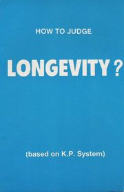 How to Judge Longevity, K. Hariharan, JYOTISH Books, Vedic Books