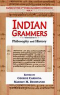 Indian Grammars: Philosophy and History