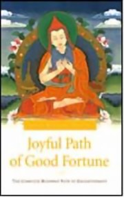 Joyful Path of Good Fortune, Geshe Kelsang Gyatso, BUDDHISM Books, Vedic Books