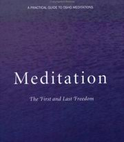 Meditation: The first and last freedom, Osho, OSHO Books, Vedic Books