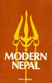 Modern Nepal, Ram Rahul, JUST ARRIVED Books, Vedic Books