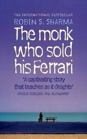 The Monk Who Sold His Ferrari, Robin Sharma, INSPIRATION Books, Vedic Books , The Monk Who Sold His Ferrari, Robin Sharma