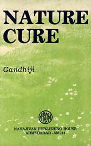 Nature Cure, M. K. Gandhi, MASTERS Books, Vedic Books