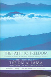 The Path to freedom:  Freedom in Exile and ancient wisdom, Dalai Lama, BUDDHISM Books, Vedic Books