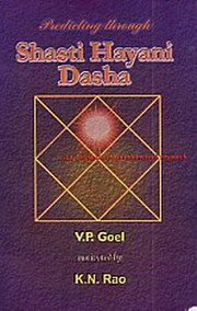Predicting through Shasti Hayani Dasha, V.P. Goel, K.N.Rao (Ed.), DIVINATION Books, Vedic Books