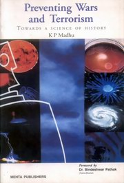 Preventing Wars and Terrorism, K.P. Madhu, GENERAL Books, Vedic Books
