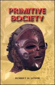 Primitive Society, Robert H. Lowie, HISTORY Books, Vedic Books