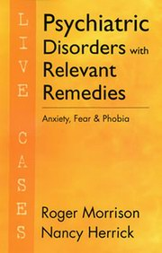 Psychiatric Disorders with Relevant Remedies, M.Roger, HEALING Books, Vedic Books