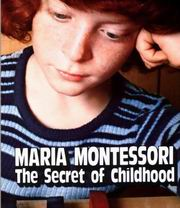 Secret of childhood, Maria Montessori, EDUCATION Books, Vedic Books