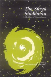 The Surya Siddhanta, Phanindralal Gangooly, DIVINATION Books, Vedic Books