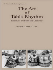 The Art of Tabla Rhythm, Sudhir Kumar Saxena, ARTS Books, Vedic Books
