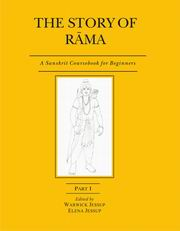 The Story of Rama (Part I): A Sanskrit Course book for Beginners, Warwick Jessup, Elena Jessup, SANSKRIT Books, Vedic Books