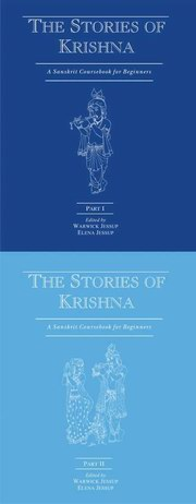 The Stories of Krishna (Set of 2 vols.) (Soft Cover), Warwick Jessup, SANSKRIT Books, Vedic Books