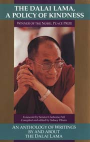 The Dalai Lama a Policy of Kindness, Sydney Piburn, BIOGRAPHY Books, Vedic Books