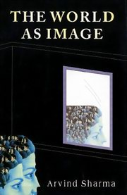 The World as Image, Arvind Sharma, VEDANTA Books, Vedic Books , vedanta