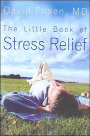 The Little Book of Stress Relief, David Posen MD, SELF-HELP Books, Vedic Books
