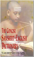 The Concise Sanskrit English Dictionary