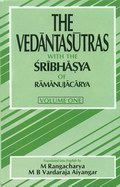 The Vedantasutras (3 Vols.)