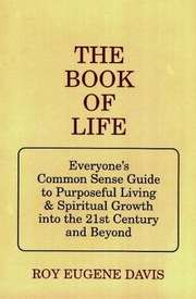 The Book of Life, Roy Eugene Davis, YOGA Books, Vedic Books