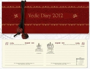 Vedic 2012 Dairy, Nightingale Products - Vedic Cosmos Range, DIARIES Books, Vedic Books