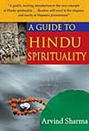 A Guide to Hindu Spirituality, Arvind Sharma, RELIGIONS Books, Vedic Books