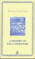 A History of Pali Literature