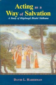 Acting as a Way of Salvation, David L. Haberman, A TO M Books, Vedic Books