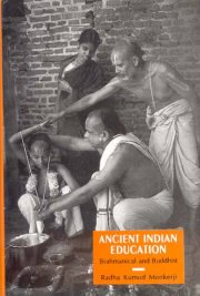 Ancient Indian Education, Radhakumud Mookerji, A TO M Books, Vedic Books ,