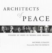 Architects of Peace: Visions of Hope in Word and Images, Michael Collopy, HISTORY Books, Vedic Books