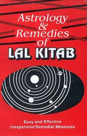 Astrology & Remedies of Lal Kitab, D.P. Saxena, DIVINATION Books, Vedic Books