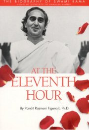 At the Eleventh Hour, Pandit Rajmani Tigunait, Ph.D., BIOGRAPHY Books, Vedic Books