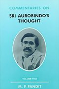 Commentaries on Sri Aurobindo's Thought: Volume 2